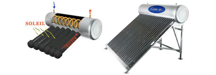 Chauffe eau solaire for Chauffe piscine solaire eco saver